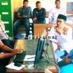 Aji Lutfi Laporkan Ketua PDIP ke Polres dan Panwaslu