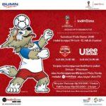 Indihome Siarkan Secara langsung Piala Dunia Tahun 2018 di Rusia