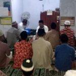 Kepala Desa Tolowata Safari Ramadan Keliling Dusun
