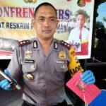 Polisi Amankan 2 Pucuk Senpi dan 2 Butir Puluru di Parado