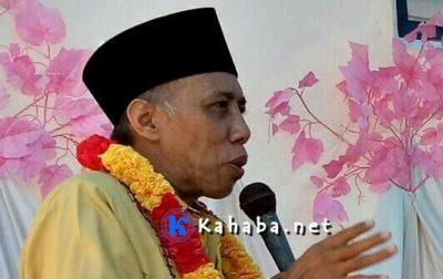 Kepala DPMDes Kabupaten Bima Andi Sirajudin
