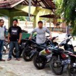Polres Bima Kota Amankan 21 Unit Motor Gelap