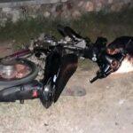 Terduga Pencuri Motor Diamankan