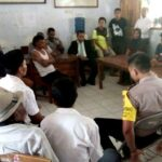Acara Pelepasan Siswa SMPN 4 Bolo Diwarnai Perkelahian