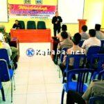 Anggota Polres Bima Kota Ikut Pelatihan Jurnalistik