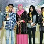 SMPN 1 Juara Umum FLS2N Tingkat Kota Bima
