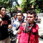 Aksi May Day Bentrok, 2 Mahasiswa Terluka