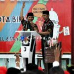 Debat Alot dan Tegang, SW Mataho Tampil Cairkan Suasana