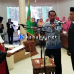 Syamsurih Resmi Dilantik Jadi Ketua DPRD Kota Bima