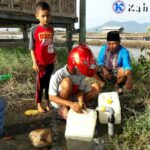 Di Sanolo Krisis Air Minum, Warga Terpaksa Ambil di Desa Lain