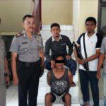 Pria Ini Ditangkap Karena Diduga Mencuri Celana dan Uang