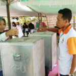 Di TPS Kelurahan Lewirato Kekurangan Surat Suara