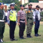 Polres Bima Kota Gelar Apel Pasukan Operasi Ketupat Gatarin