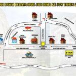 Polisi Rekayasa Lalu Lintas Saat Pawai Budaya di Bolo Nanti