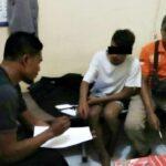Mencuri Saat Orang Sholat Idul Fitri, Pemuda Ini Diringkus