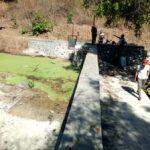 Embung Desa Nipa Dibangun, Dukung Kesejahteraan Petani