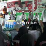 Mori Hanafi Janji Akan Prioritaskan Pembangunan di Bima