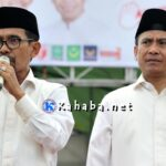 Batal di Kota Bima, Pelantikan Lutfi-Feri Jadi di Mataram