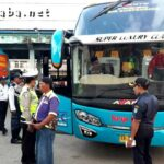 Bus di Terminal Dara Diperiksa Polisi, TNI dan Dishub