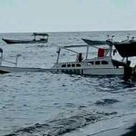 Detik-Detik Setelah Perahu Terbalik, Korban Selamatkan Diri Pakai Boks Ikan