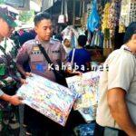 Jelang Lebaran, Polisi dan TNI di Bolo Razia Petasan dan Miras