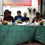 KPU Rapat Pleno Penetapan DPS Pemilu 2019
