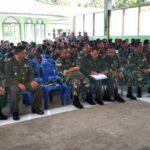BNNK Bima Tes Urine 50 Anggota TNI