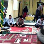 Wakapolres Bima Safari Ramadan di Kantor Polsek Madapangga