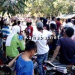 Tuntut Pelaku Pembacokan Ternak Ditangkap, Warga Bontoranu Blokir Jalan
