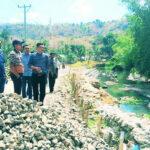 Warga Minta Perbaikan Sungai Dodu, Ketua DPRD Langsung Tinjau Lokasi