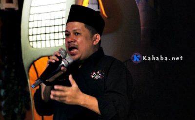 Ngopi Bareng Netizen di Bima, Fahri Hamzah Kritik dan Nilai Jokowi Gagal