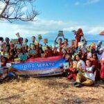 Rumah Baca Salahuddin Al Ayyubi dan BSMI Gelar Pustaka Keliling Bajo Pulau Timur