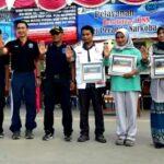 Dinilai Peduli dan Berkontribusi, BSMI Dapat Penghargaan Dari BNNK Bima