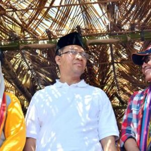 Festival Sangiang Api Dibuka, Gubernur NTB Terpilih Turut Hadir