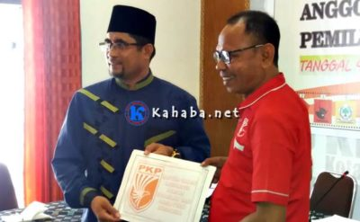 PKPI Daftar ke KPU, Nazamuddin Optimis Dapatkan Fraksi Utuh