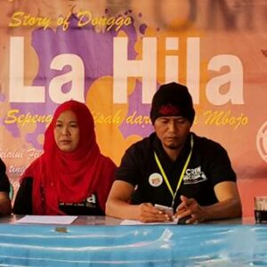 89 Warga Ikut Casting Film La Hila, Launching Diputar Keliling Kecamatan