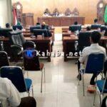 DPRD Sampaikan Laporan Banggar Raperda LPJ APBD Kota Bima 2017