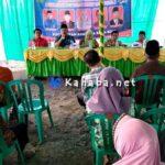 Warga Tambana Ingin Dewan Perjuangkan Aspal Jalan dan Drainase