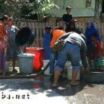 Warga Rade Mulai Kesulitan Air Bersih