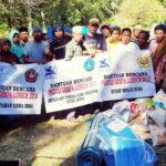 Forum PTS Bima-Dompu Bawa Bantuan untuk Korban Gempa Lombok