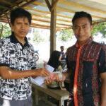 Jurnalis Bima Salurkan Bantuan Untuk Korban Gempa Lombok