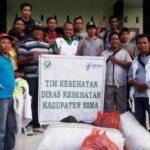 Tim Medis Pemkab Bima Tahap Kedua Diberangkatkan ke Lombok