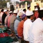 Ratusan Warga Bolo Sholat Idul Adha Hari Ini