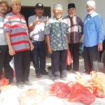 Baznas Bagikan 150 Paket Kurban Untuk Warga