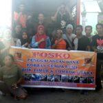 Hasil Galang Dana Rp 27 Juta, TSBK dan FTSB Kota Bima Salurkan Bantuan Korban Gempa