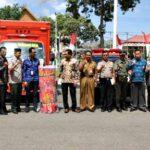 Pemkot Bima Salurkan Bantuan Korban Gempa Lombok