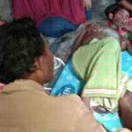 Pemdes Kananga Kunjungi Warga Miskin yang Sakit