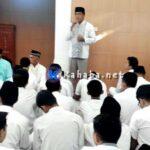 SMAN 1 Sholat Ghoib Doakan Korban Gempa Lombok
