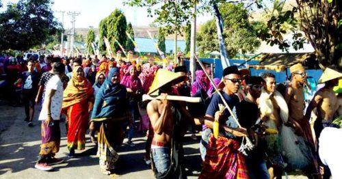 Festival Mbuju Magnet Baru Pariwisata Dompu