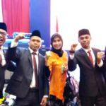 Komisioner Baru Bawaslu Kota dan Kabupaten Bima Dilantik